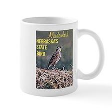 Meadowlark Bird Small Mugs