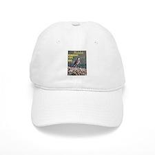Meadowlark Bird Baseball Cap