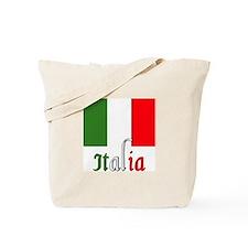 Italia Italian Italy Tote Bag