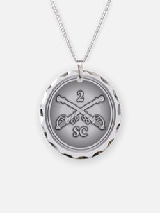 2nd South Carolina Cavalry Necklace