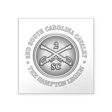 2nd South Carolina Cavalry Sticker