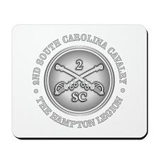 2nd South Carolina Cavalry Mousepad