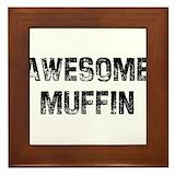 Muffins Framed Tiles