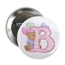Letter B Button