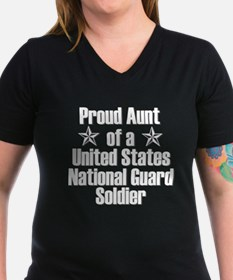 Proud NG Aunt Star Shirt