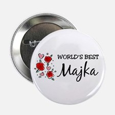 WB Mom [Serbian] Button