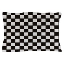 Classic Checkerboard Pillow Case