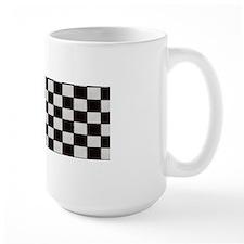 Classic Checkerboard Mugs