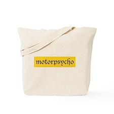 Motorcycle Psycho Tote Bag