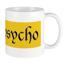 Motorcycle Psycho Small Mug