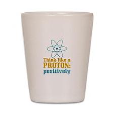 Proton Positively Shot Glass