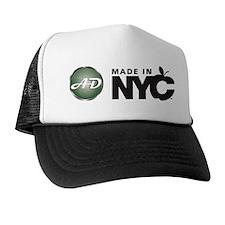 Amayzn Designs: NYC Trucker Hat
