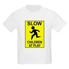 """Slow Children"" T-Shirt"