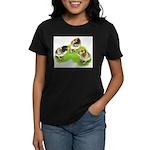 Brown Brabanter Chicks Women's Dark T-Shirt