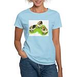 Brown Brabanter Chicks Women's Light T-Shirt