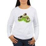 Brown Brabanter Chicks Women's Long Sleeve T-Shirt