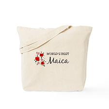 WB Mom [Romanian] Tote Bag