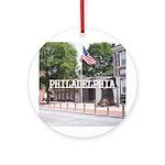 ABH Philadelphia Ornament (Round)