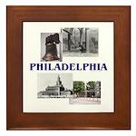 ABH Philadelphia Framed Tile