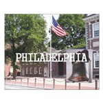 ABH Philadelphia Small Poster