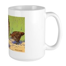 Prairie Chicken Bird Mug