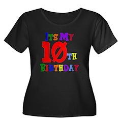 10th Birthday T