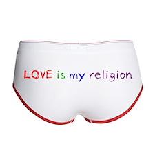 My Religion Women's Boy Brief