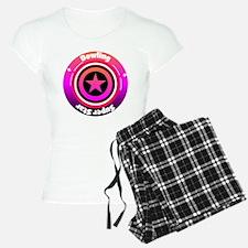 Bowling Super Star Pajamas