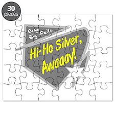 Hi-Hi Silver/The Lone Ranger Puzzle