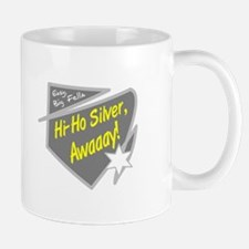 Hi-Hi Silver/The Lone Ranger Mugs