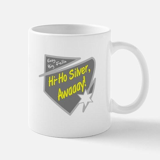 Hi-Hi Silver/The Lone Ranger Mugs
