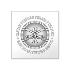 NB Forrest Cavalry Corp Sticker