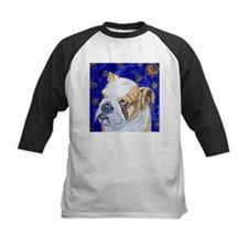 Starry Night Bulldog Tee