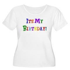 It's My Birthday (Multi) T-Shirt