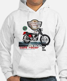 Style With Stamina Cafe Racer Hoodie