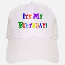 It's My Birthday (Multi) Baseball Baseball Cap