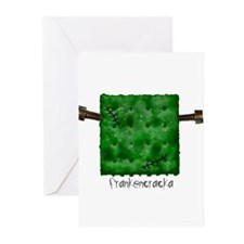 frankencraka Greeting Cards (Pk of 10)