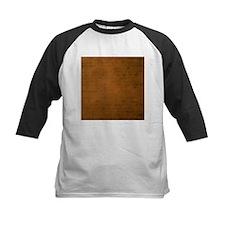 Burnt orange brick texture Baseball Jersey