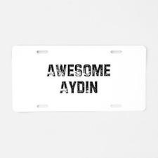 I1129060507204.png Aluminum License Plate