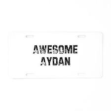 I1129060458219.png Aluminum License Plate
