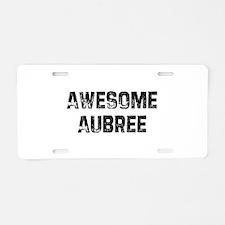 I1129060144503.png Aluminum License Plate