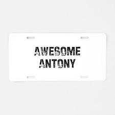 I1130061720419.png Aluminum License Plate