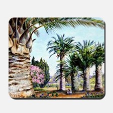 Specimens of the Coquito Palm of Chile,  Mousepad