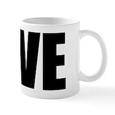 Be Bold LOVE Mug