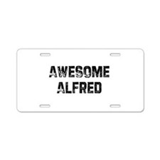 I1130060905427.png Aluminum License Plate