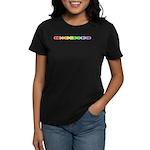 Lesbian Morse Bar Women's Dark T-Shirt