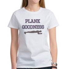 Plank goodness purple T-Shirt