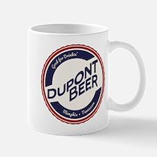 Dupont Beer Mugs