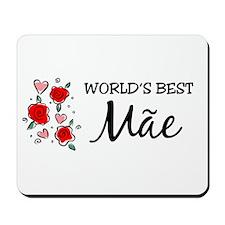 WB Mom [Portuguese] Mousepad