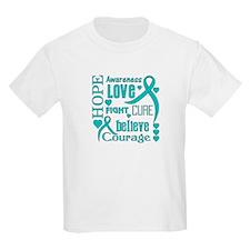 Ovarian Cancer Hope T-Shirt